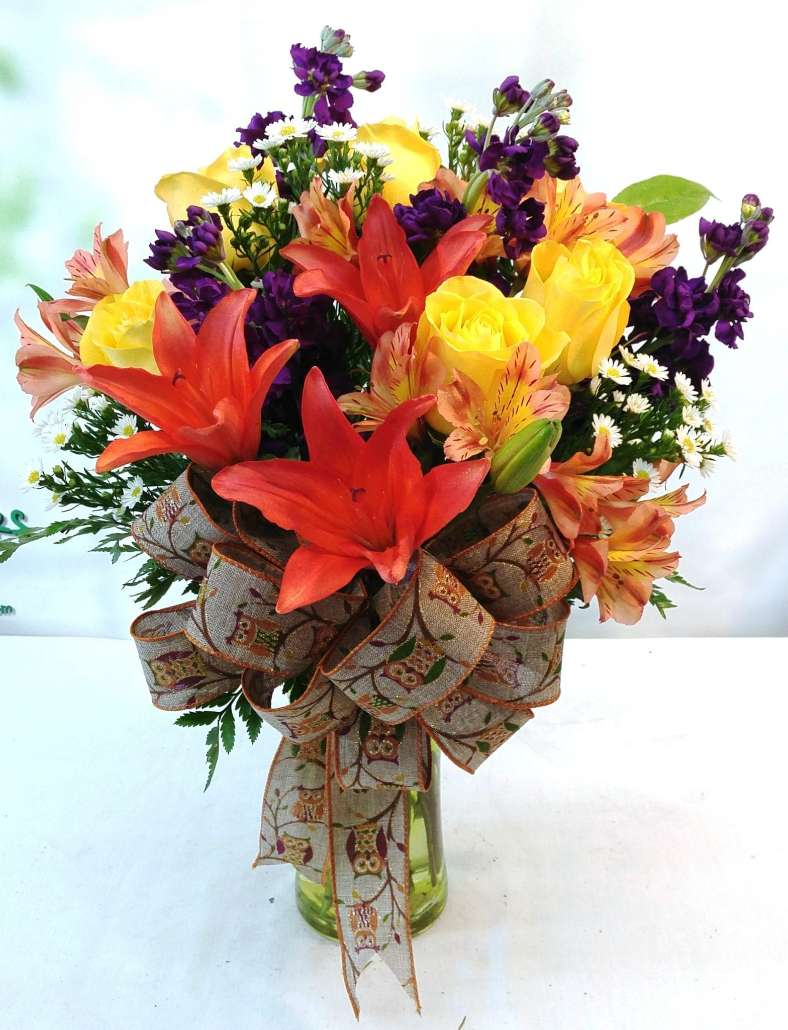 Autumn Magic Bouquet