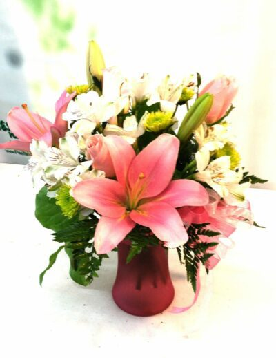 SAME DAY DELIVERY Blush Bouquet