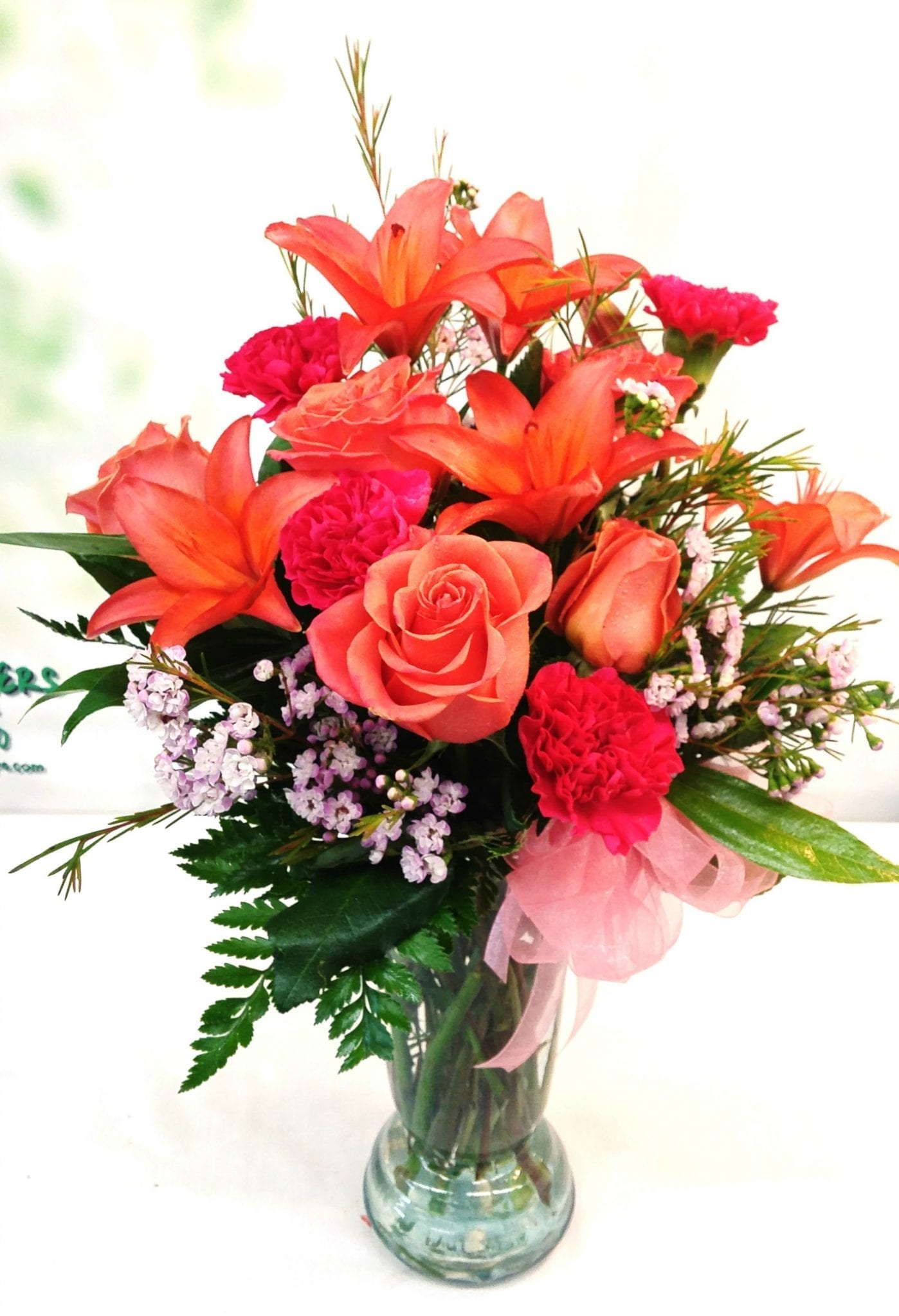 SAME DAY DELIVERY Bright Splash Bouquet