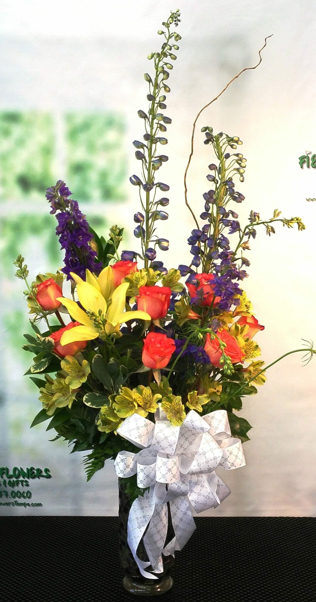 SAME DAY DELIVERY Festive Bouquet
