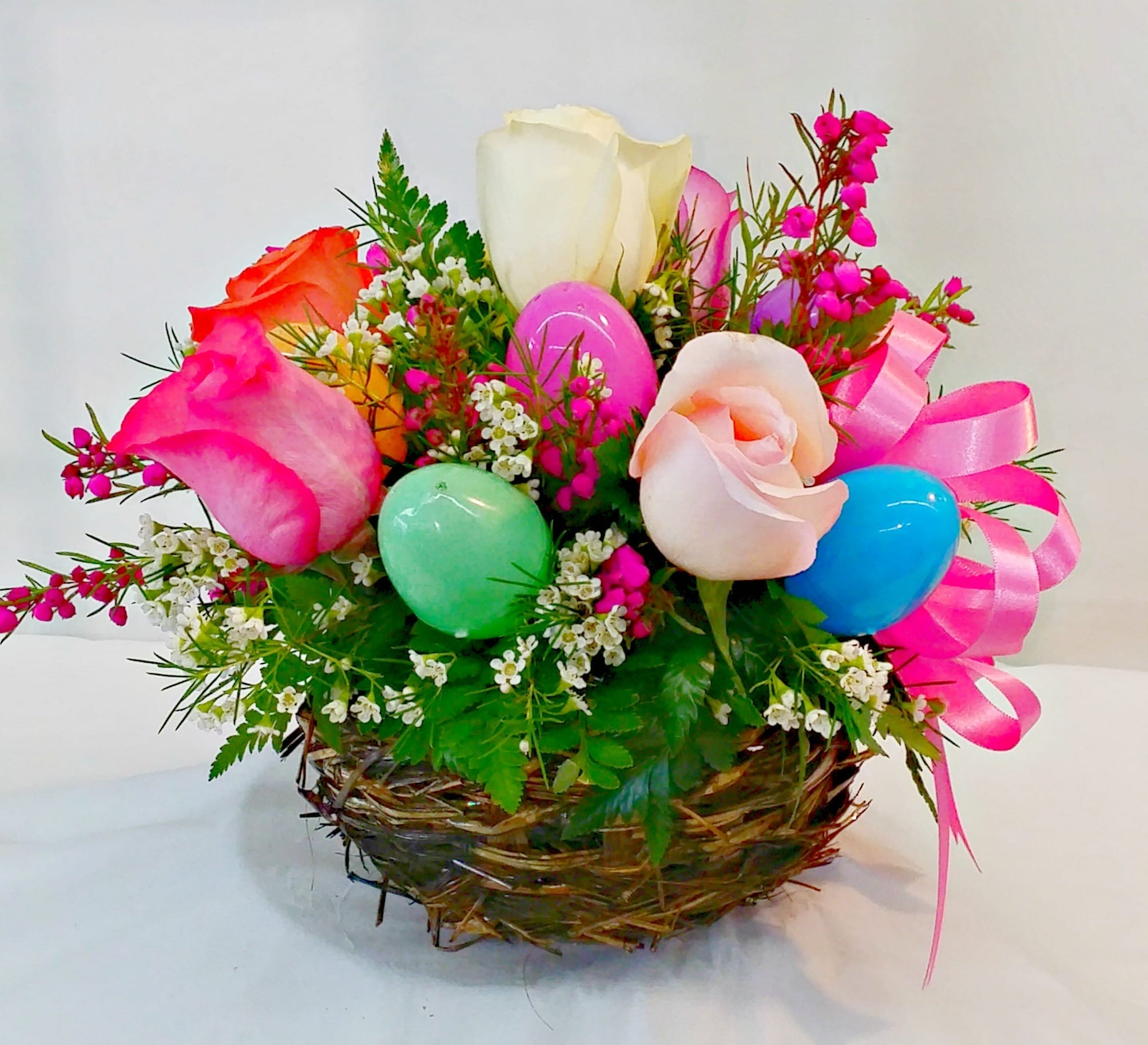 Fiesta easter nest same day delivery fiesta flowers plants easter nest negle Gallery
