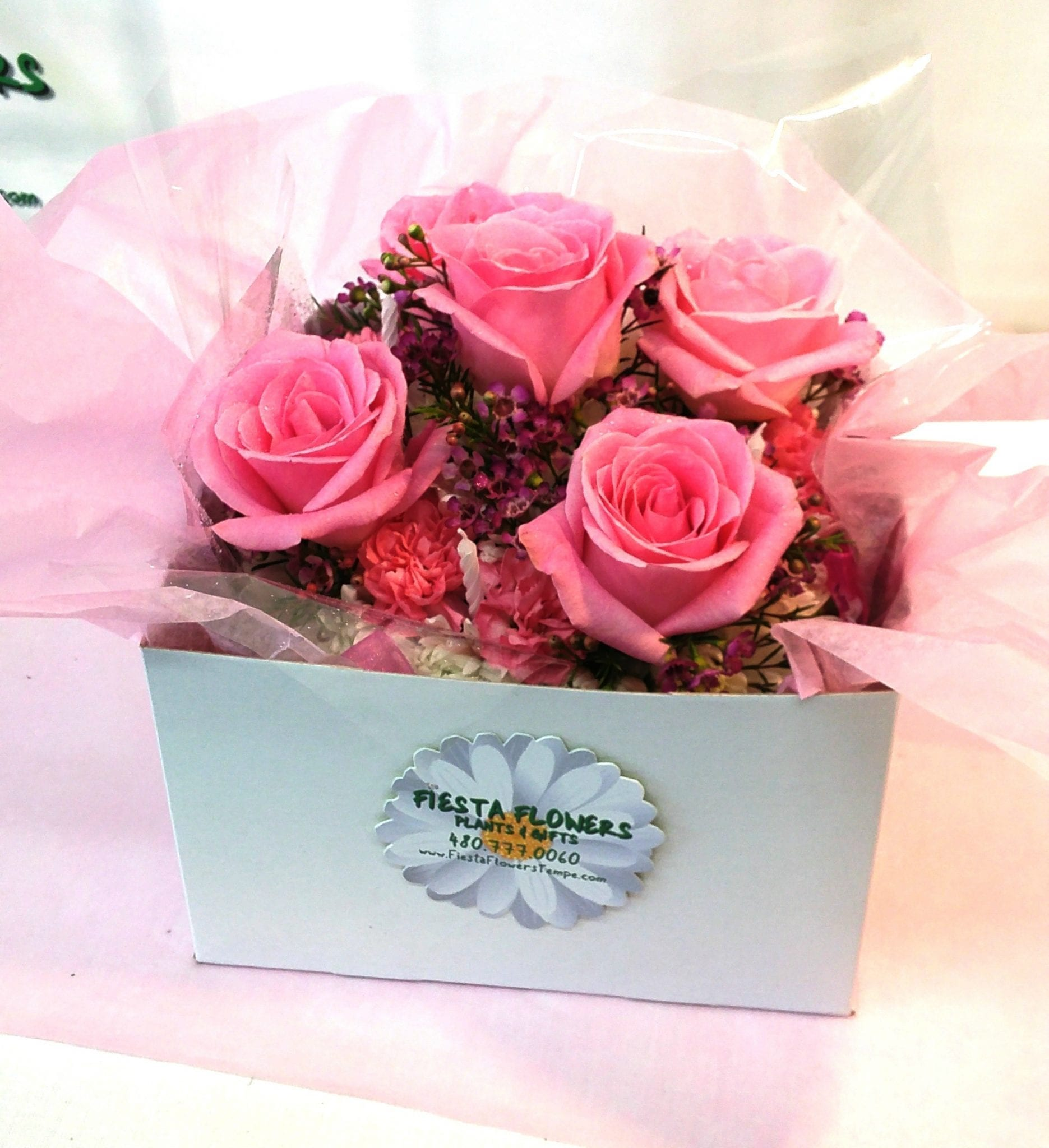 SAME DAY DELIVERY Fiesta Premium Cake Fiesta Flowers Plants & Gifts