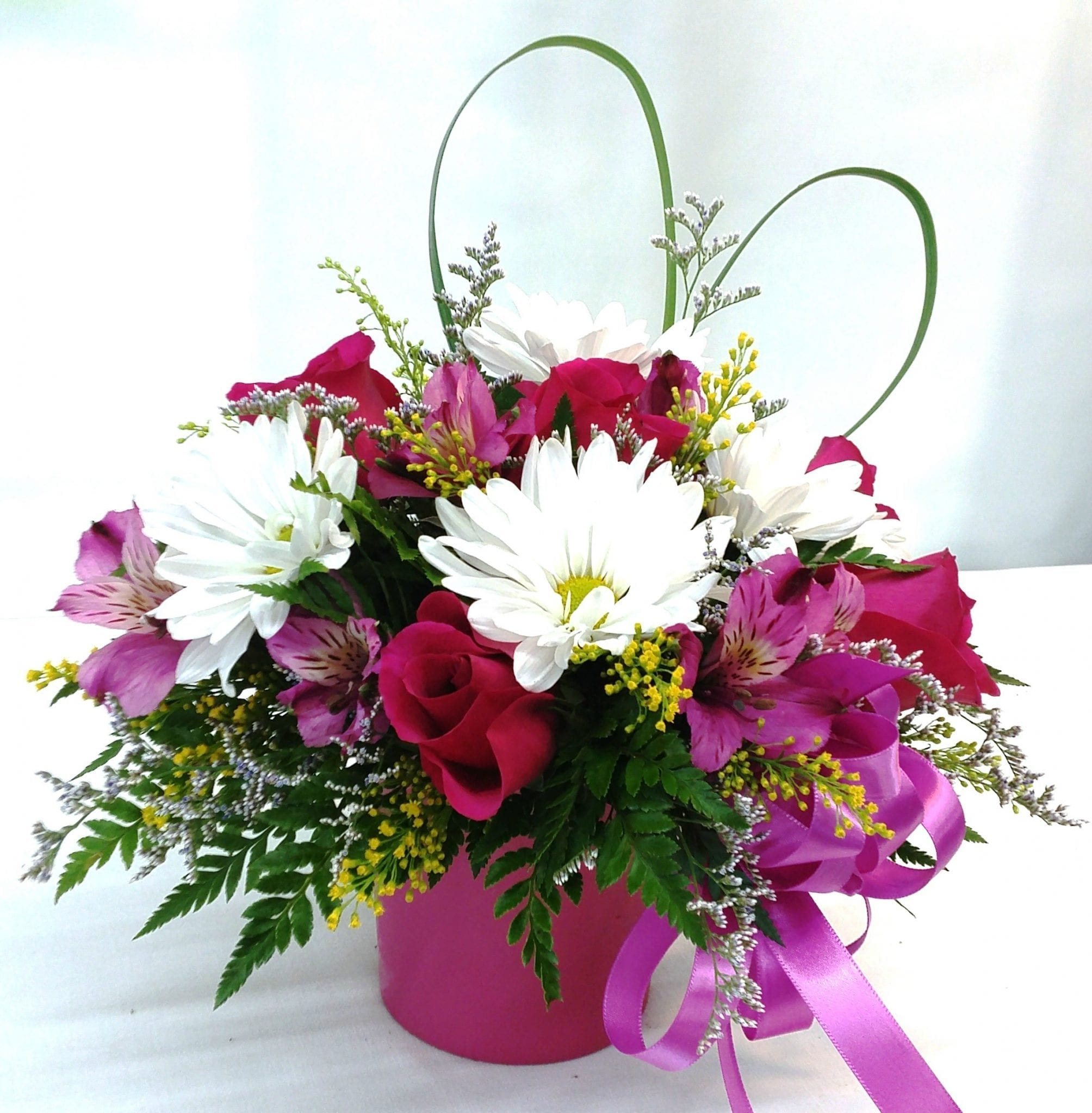 I Love You Gift Bouquet