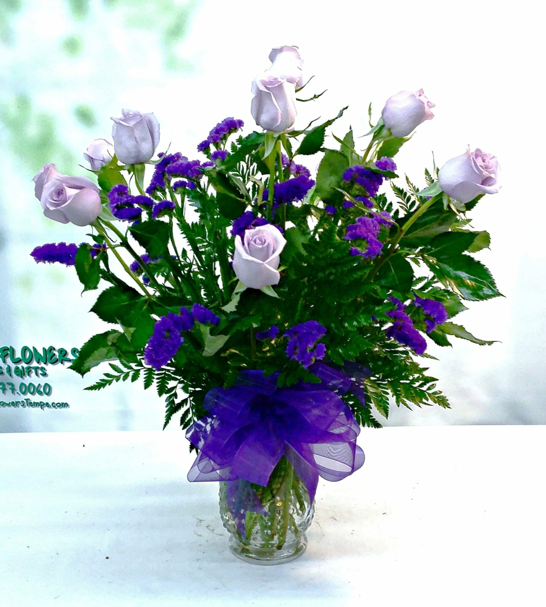 Lavender and Purple Splendor Roses
