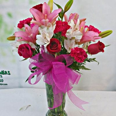 Pink Passion Bouquet