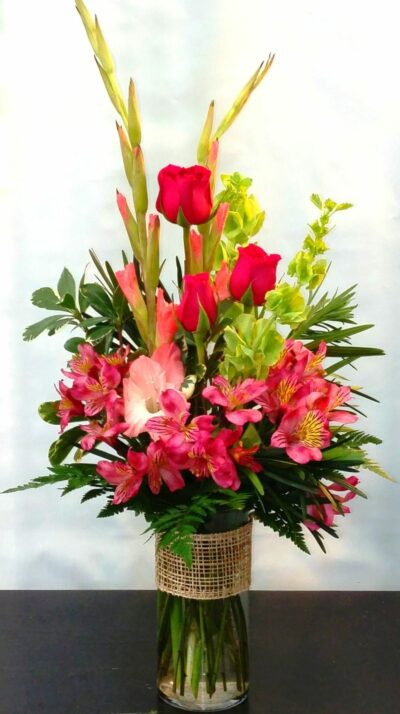 NEXT DAY DELIVERY Spring Mix Bouquet (V-1102)