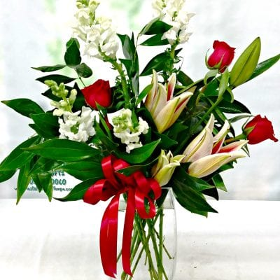 Stargazer Burst Bouquet