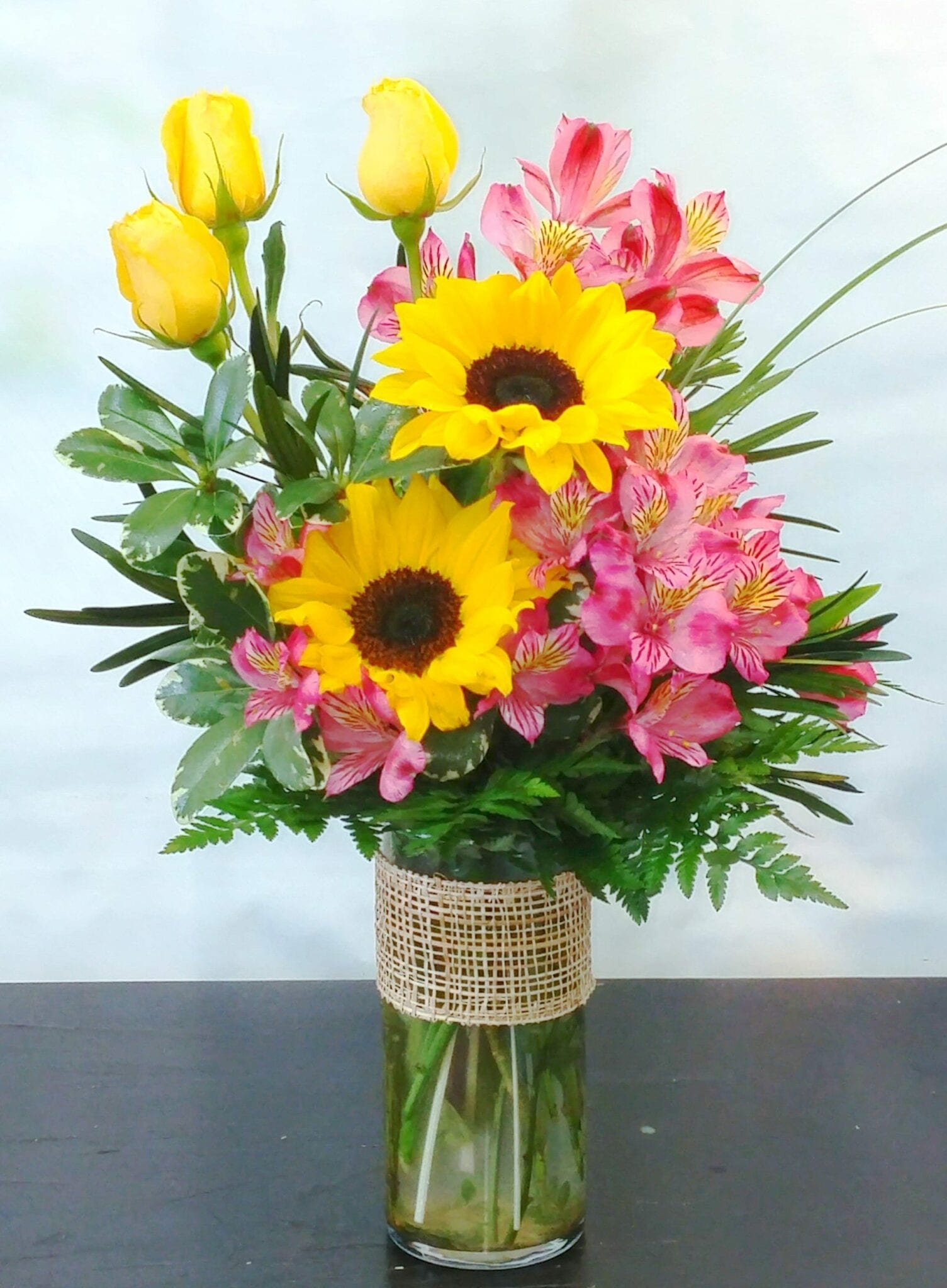 Sunshine Bouquet (V-1116)