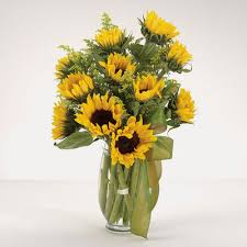 Sunflower Fields Bouquet