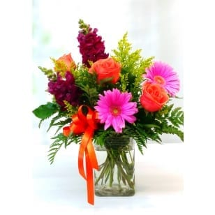 Sunset Bouquet (V-1115)