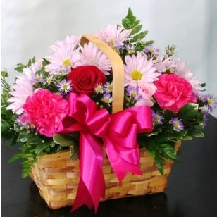 SAME DAY DELIVERY Sweetness Basket