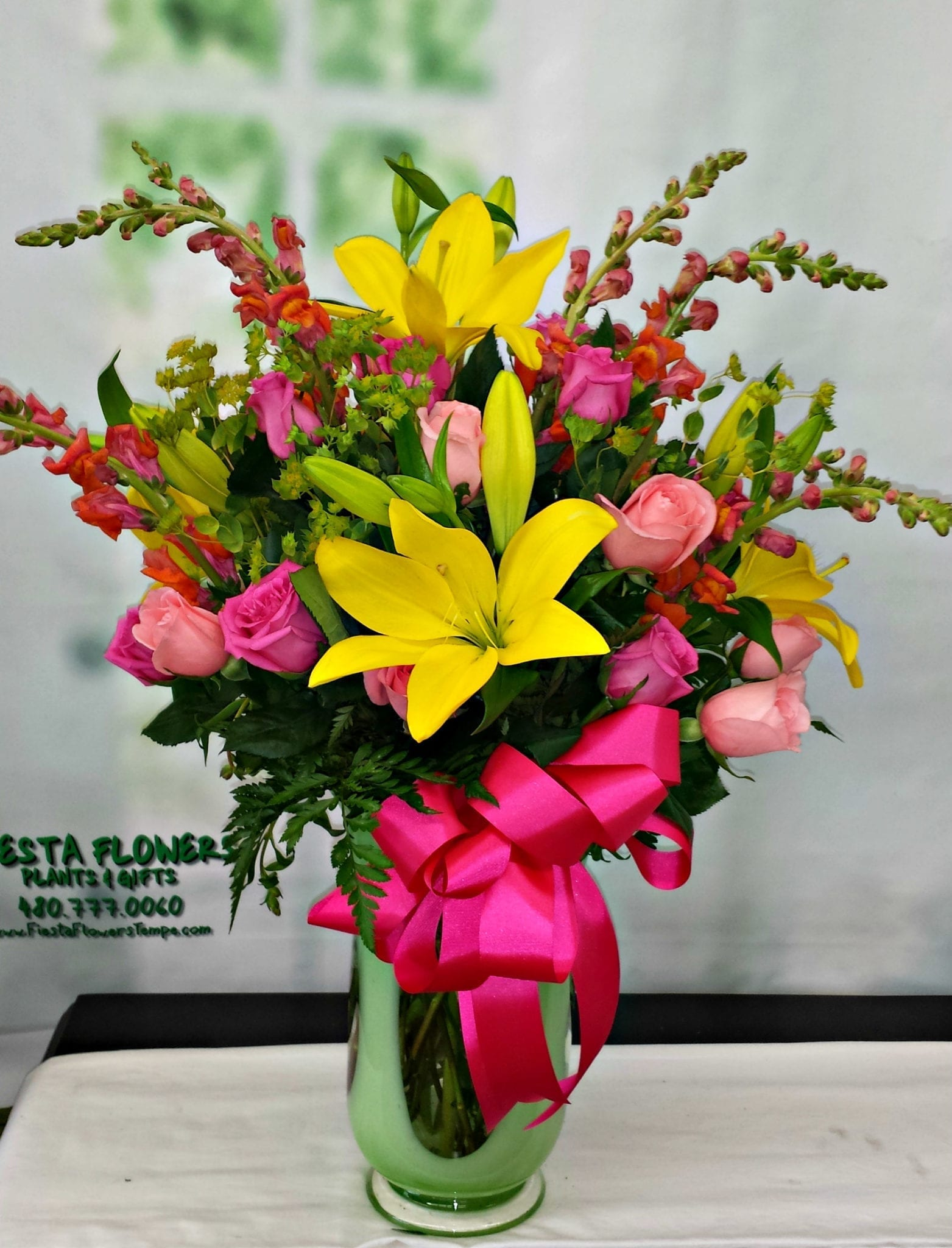 Local Flower Shop In Tempe Az Fiesta Flowers Plants Gifts
