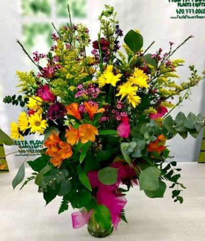 SAME DAY DELIVERY Wildflower Magnificence L 1252